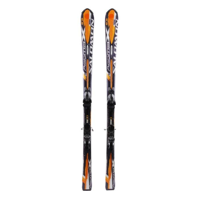 Ski occasion Salomon Aeromax TI + fixations