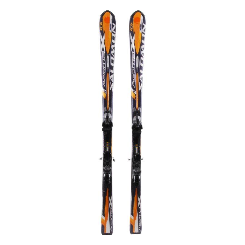 Ski occasion Salomon Aeromax TI - bindings