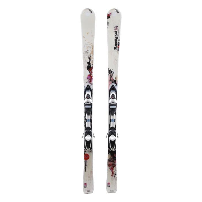Esquí Rossignol Attraxion 3 + fijaciones