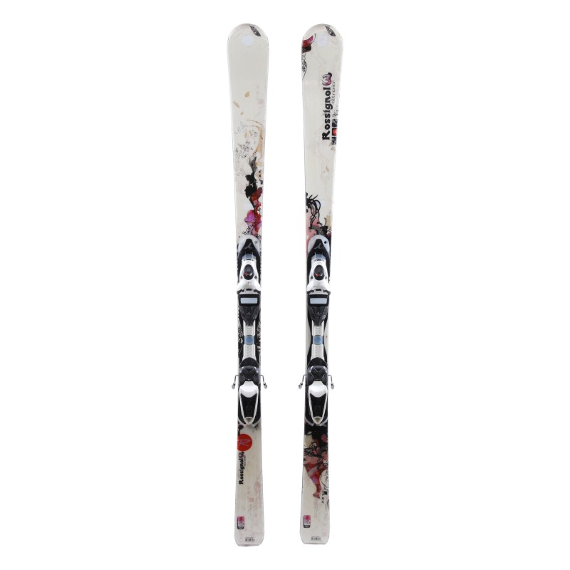 Ski occasion Rossignol Attraxion 3 Qualité A + fixations