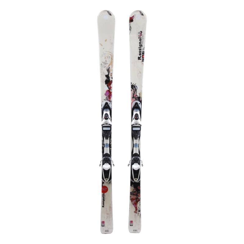 Ski Rossignol Attraxion 3 + Befestigungen
