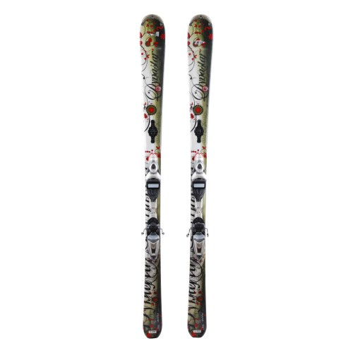 Ski occasion Dynastar Exclusive Active + fixations