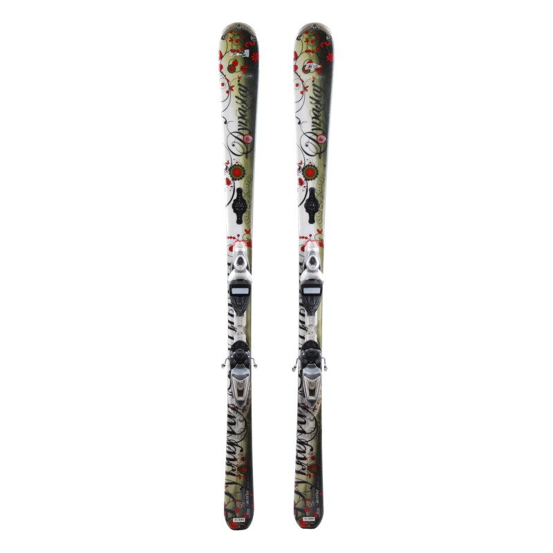 Ski occasion Dynastar Exclusive Active Qualité A + fixations