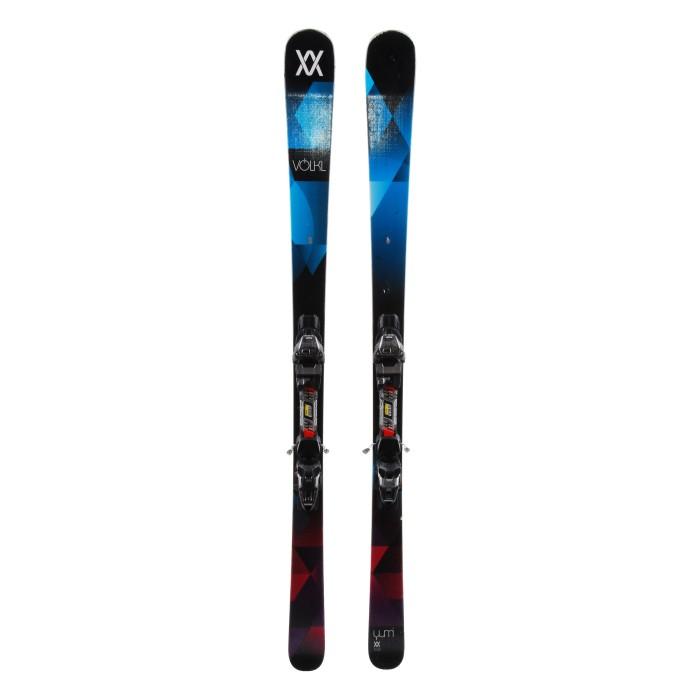 Ski occasion Volkl Yumi + Fixation