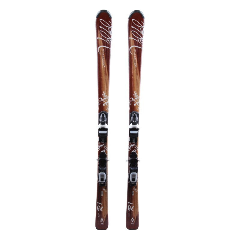 Esquí Volkl Attiva R1 + fijaciones
