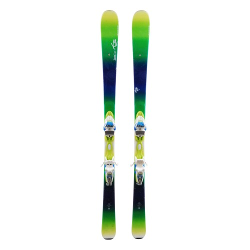 Ski occasion K2 Tainted Luv 74 + fixations