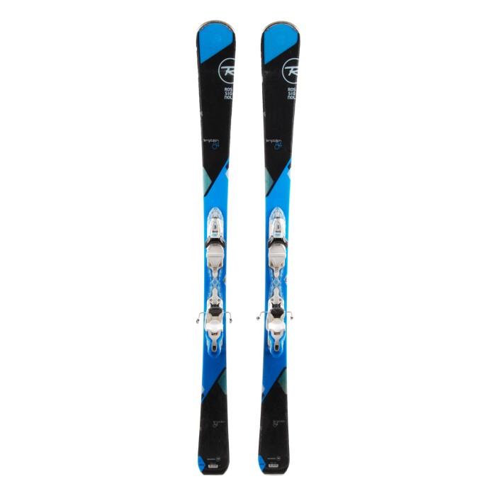Ski occasion Rossignol Temptation 84 + fixations