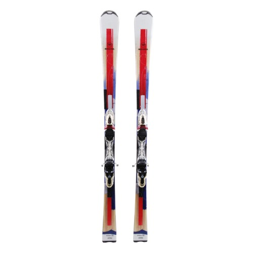 Ski occasion Rossignol Unique 2 w + fixations