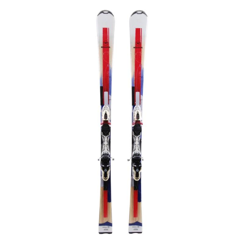 Ski Rossignol Unique 2 w + Befestigungen