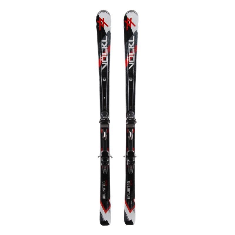 Esqui Volkl AC30 + fijaciones