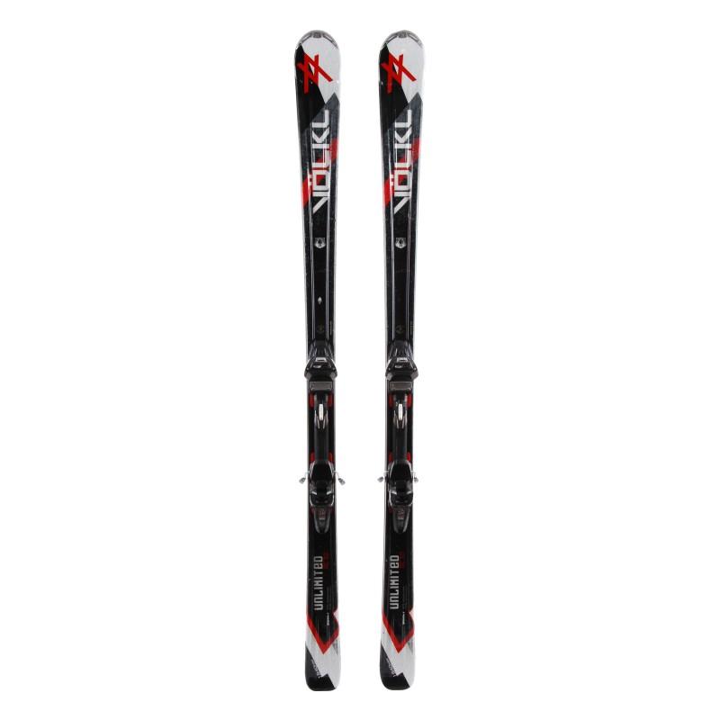 Ski occasion Volkl AC30 Qualité A + fixations