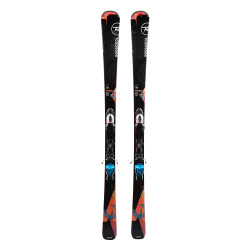 Ski occasion Rossignol Famous 6 + Fixations