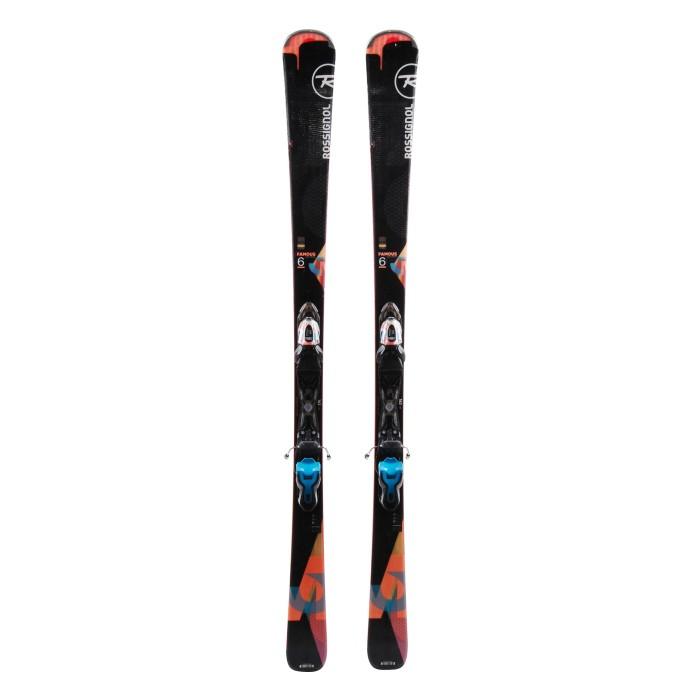 Ski Rossignol Famous 6 + bindings