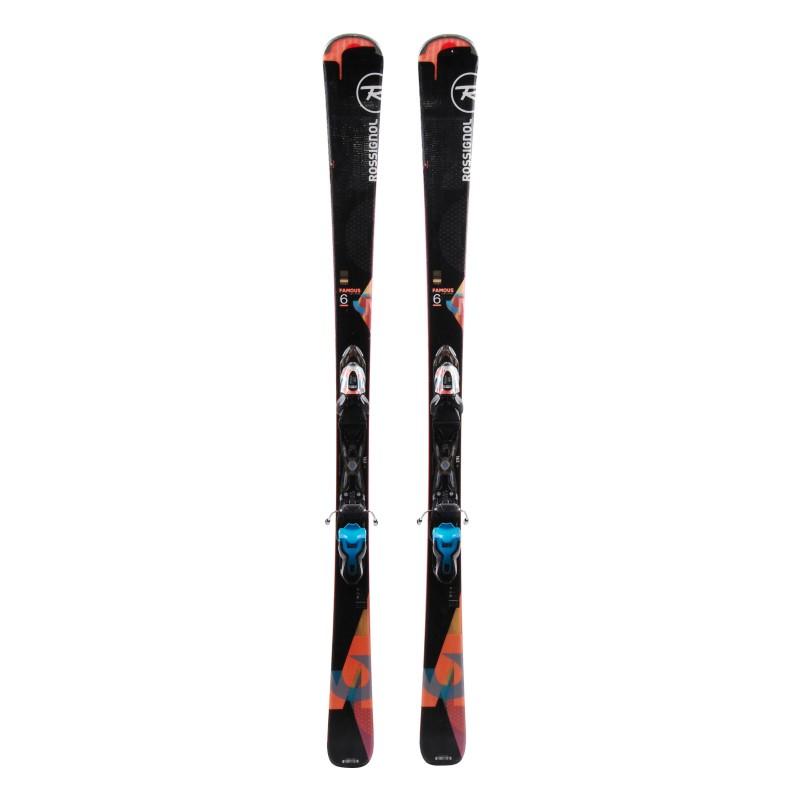 Esquí Rossignol Famous 6 + Fijaciones