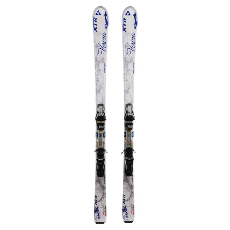Ski occasion Fischer XTR vision Qualité A + fixations
