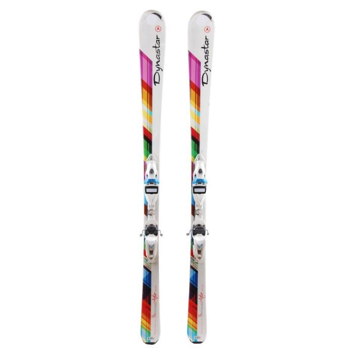 Ocasión de esquí Dynastar Exclusive Active - fijaciones