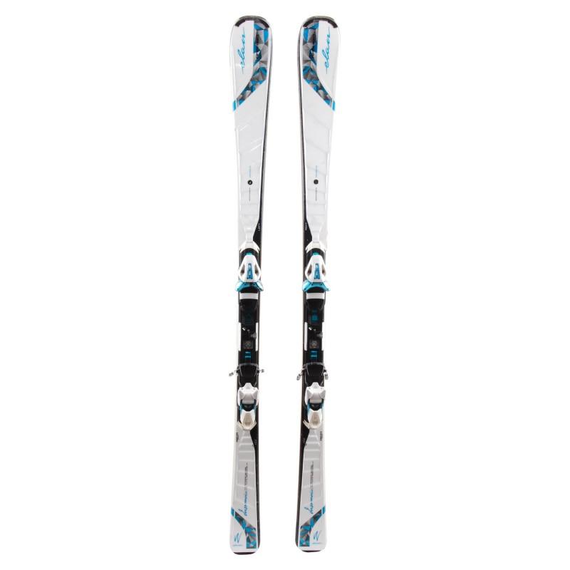 Ski occasion Elan Amphibio insomnia Qualité A + fixations