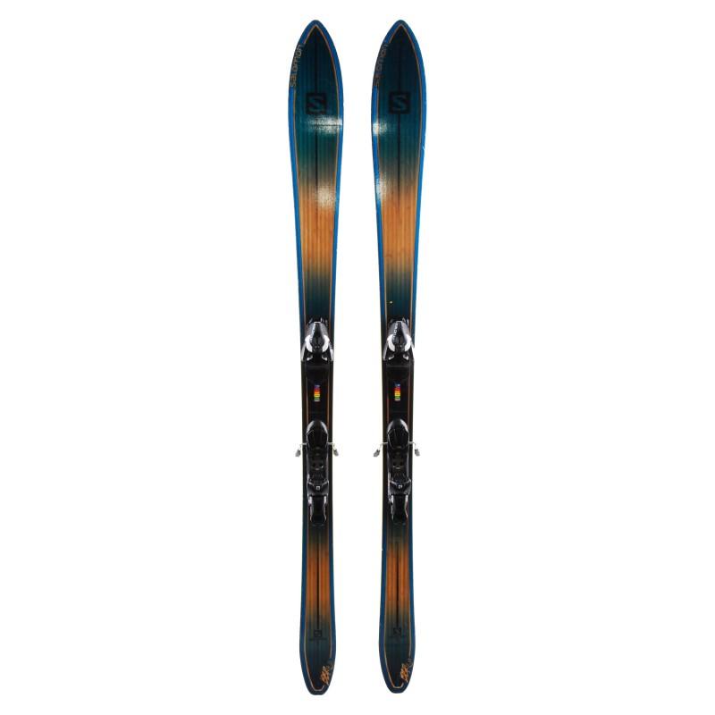Ski Salomon BBR 9.0 + Befestigungen