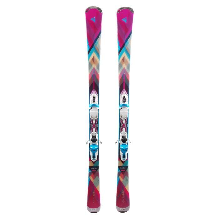 Ski occasion Wedze Agil 700 + fixations