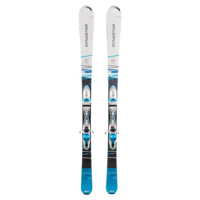 Esquí Dynastar Active + Fijaciones