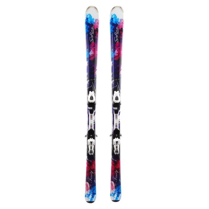 Ski occasion Tecnopro Safine Trinity + fixations