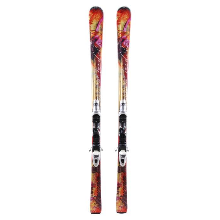 Ski Gelegenheit Nordica Axana - Fixierung
