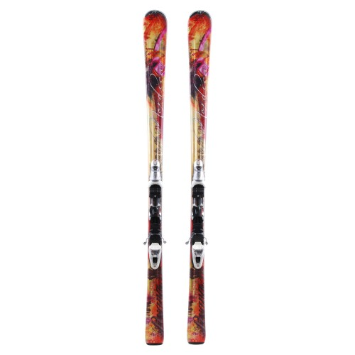 Ski occasion Nordica Axana - Fixation