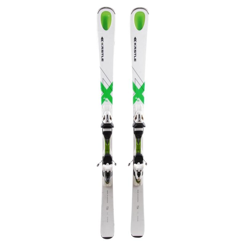 Ski occasion Kastle LX 72 Qualité A + fixations