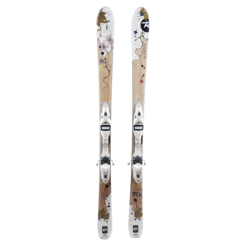 Ski occasion Rossignol Bandit S74W + fixations