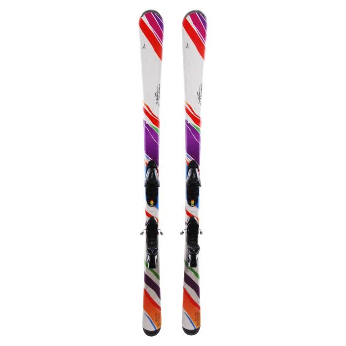 Ski Atomic Marylu occasion + fixations