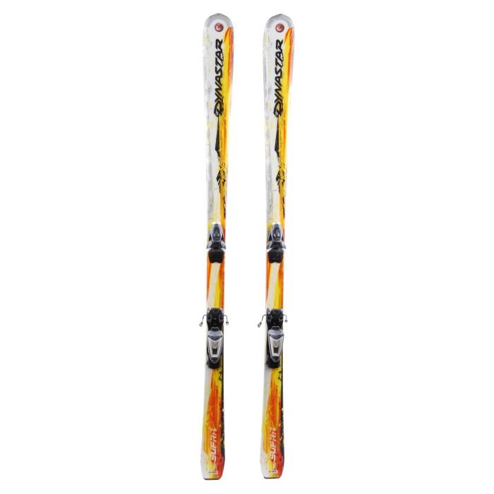 Ski occasion Dynastar Supra - bindings