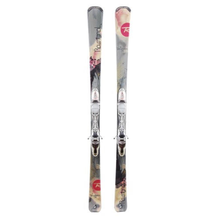 Ski occasion Rossignol Temptation 78 Xelium + fixations