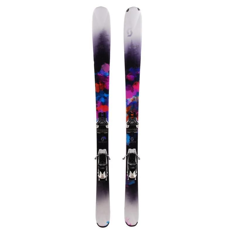 Scott Pure Ski + Bindungen