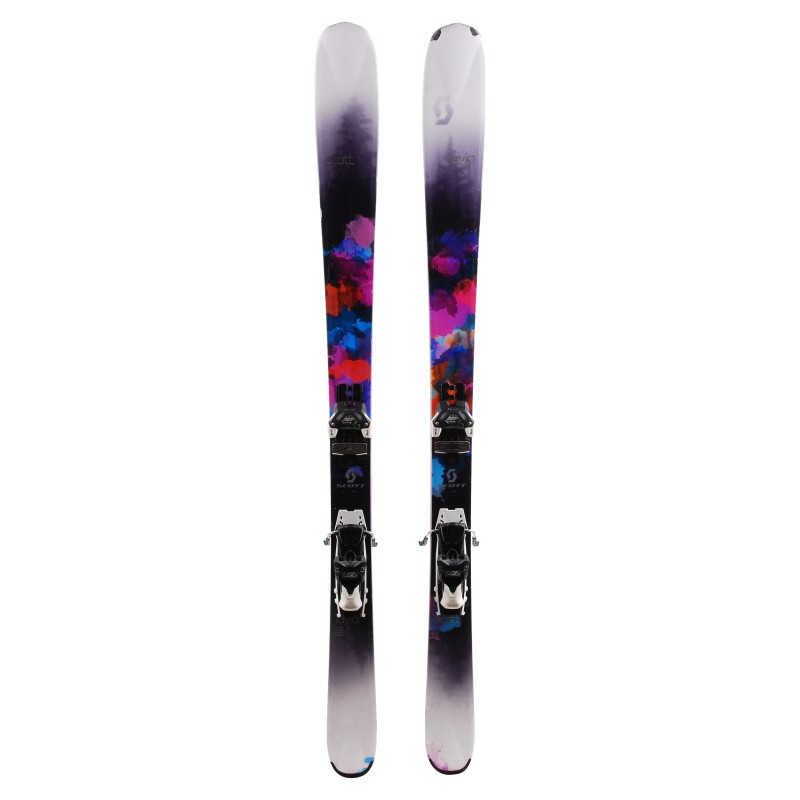 Scott Pure Ski + bindings