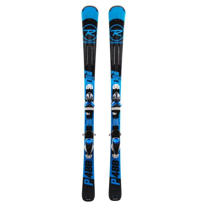 Ski occasion Rossignol Pursuit 400 carbon - bindings