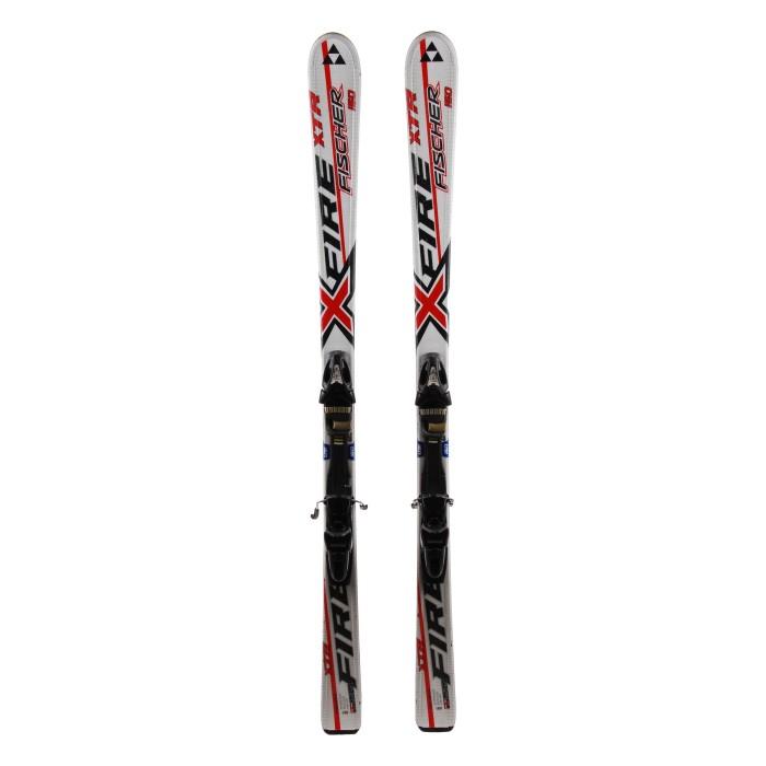 Ski Anlass Fischer Fire XTR - Fixierung