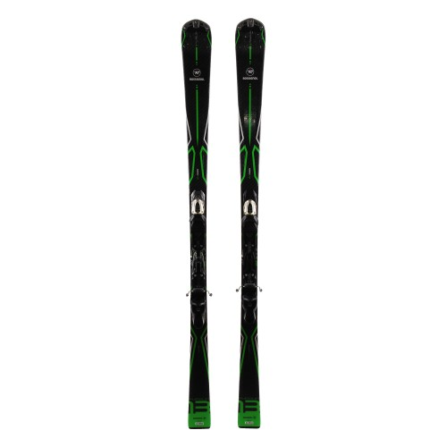 Ski occasion Rossignol Pursuit 13 carbon + fixations