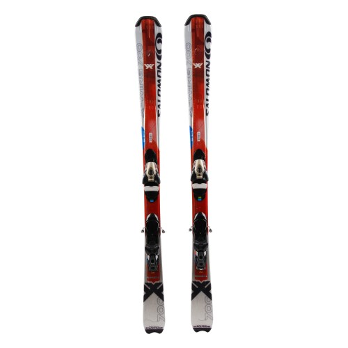 Ski occasion Salomon X Wing 700 + Fixations