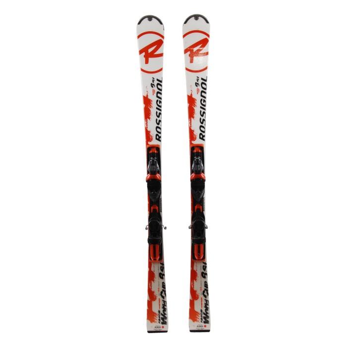 Ski Anlass Rossignol Radical 8SL WC - Befestigungen