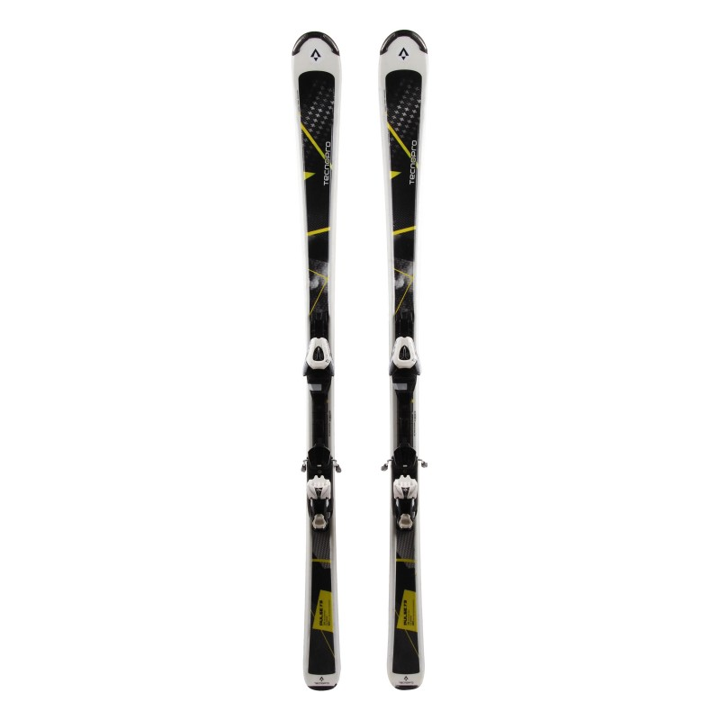 Ski occasion Tecnopro Pulse 73 Qualité A + Fixations