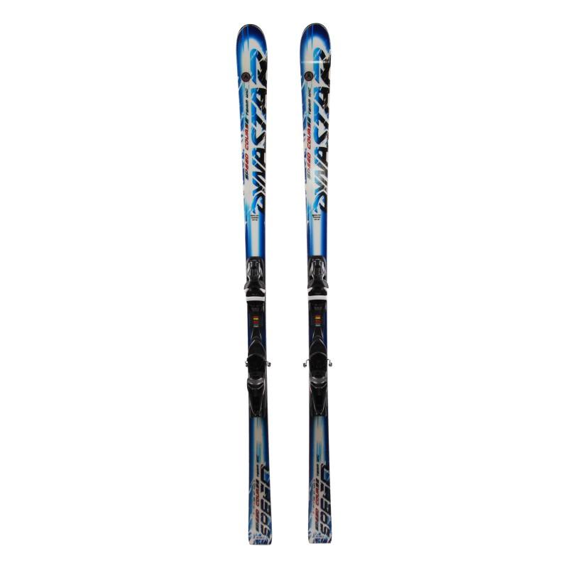 Ski occasion junior Dynastar Speed Course Team WC Qualité A + fixations