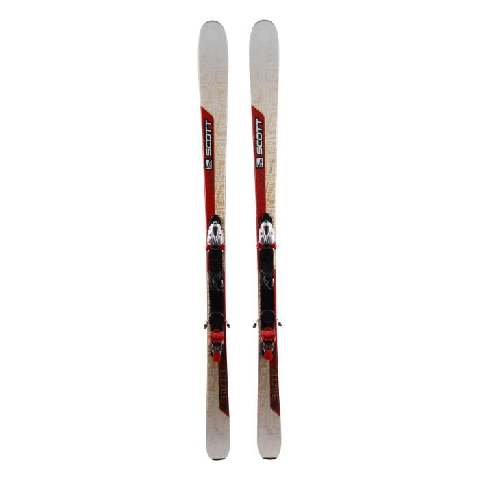 Scott Aztec Grey Ski Opportunity - Fixings