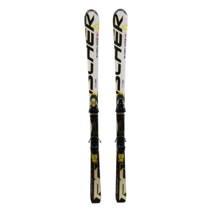 Ski Anlass Fischer Super Race RC - Bindungen