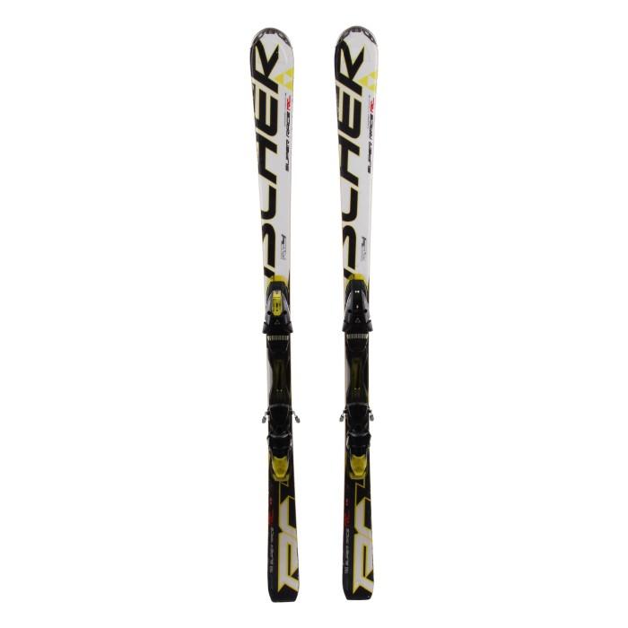 Ski occasion Fischer Super Race RC - bindings