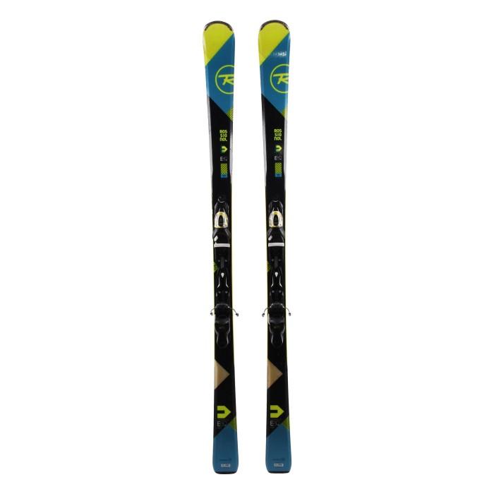 Ocasión de esquí Rossignol Experience 80 X HD - fijaciones
