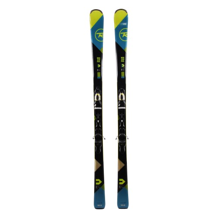 Ski Anlass Rossignol Experience 80 X HD - Bindungen