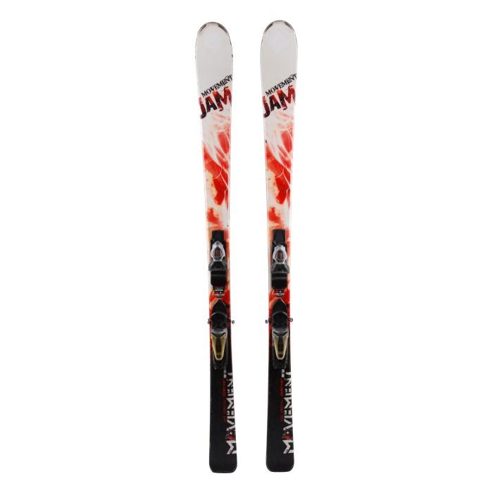 Ski Anlass Movement Jam - Befestigung
