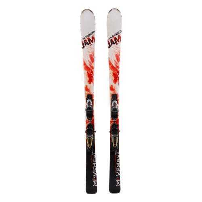 Ski occasion Movement Jam - fixing