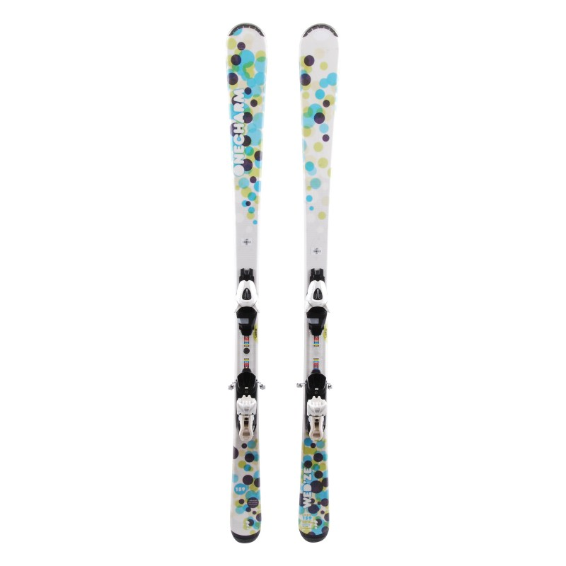 Ski occasion Wedze Onecharm - bindings