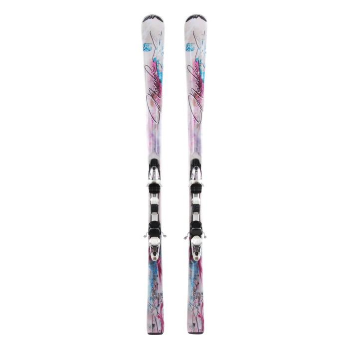 Ski Gelegenheit Nordica Axana Fastrack 3 - Befestigungen